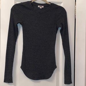 LNA Long sleeve shirt